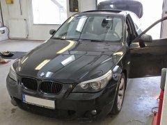 BMW 5 (E60) 2006 - Rablásgátló (Rhino 3000IT)