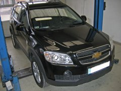 Chevrolet Captiva 2007 - Tempomat