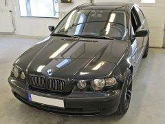 BMW 3 (E46) 2001 - Ülésfűtés (Rhino CF-AEM)