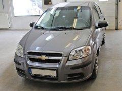 Chevrolet Aveo 2011 - Tolatóradar
