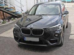 BMW X1 (F48) 2017 - Tempomat (AP900Ci)