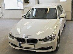 BMW 3 (F30) 2014 - Riasztó beszerelés (Rhino CAN03AT2.4)
