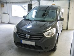 Dacia Dokker 2012 - Tempomat
