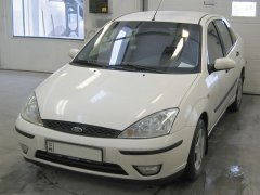 Ford Focus 2002 - Tempomat