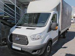 Ford Transit 2015 - Tolatókamera