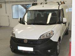 Fiat Doblo 2016 - Riasztó (Rhino CAN03RC), Ülésfűtés (Rhino CF-AEM), Tolatókamera
