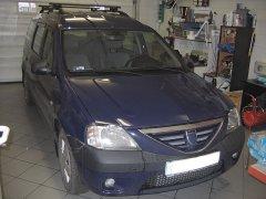 Dacia Logan 2007 - Tempomat