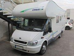 Ford Transit Lakóautó 2006 - Tempomat (AP900)
