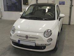 Fiat 500 2013 - Ülésfűtés (Rhino CF-AEM)