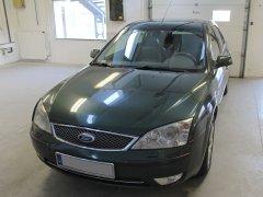 Ford Mondeo 2004 - Ülésfűtés (Rhino CF-AEM)