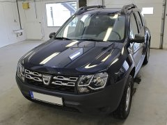 Dacia Duster 2014 - Tempomat (AP900), Tolatóradar (Rhino TR4 L18), Riasztó (Wheels HC-777-ACJ)