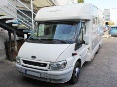 Ford Transit 2005 lakóautó - Tempomat (AP900)
