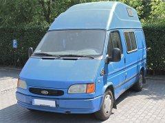 Ford Transit Westfalia 2000 - Tempomat (AP500)