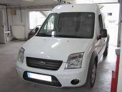 Ford Transit Connect 2012 - Tempomat