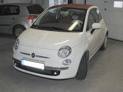 Fiat 500 2012 - Tempomat