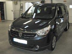 Dacia Lodgy 2013 - Tempomat, tolatóradar, riasztó