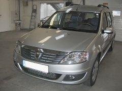 Dacia Logan MCV 2013 - Tempomat