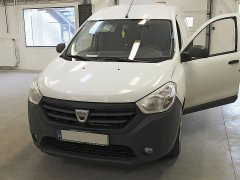 Dacia Dokker 2014 - Tempomat