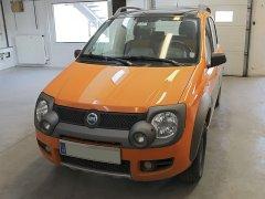 Fiat Panda 2006 - Tolatóradar (Rhino TR4 Light)