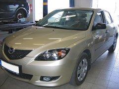 Mazda 3 2004 - Tempomat
