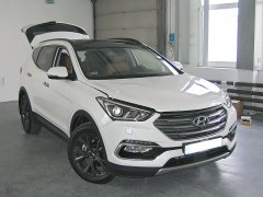 Hyundai Santa Fe 2015 - Parkolóradar