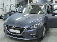 Mazda 3 2015 - Riasztó, tolatóradar, ülésfűtés