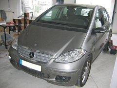 Mercedes-Benz A150 2006 (W169) - Tempomat