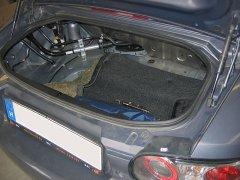 Mazda MX-5 2008 - Tempomat