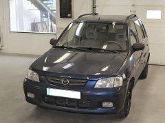 Mazda Demio 2001 - Ülésfűtés (Rhino CF-AEM)
