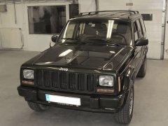 Jeep Cherokee 1997 - Ülésfűtés (Rhino CF-ARM), Riasztó (HC-777), Indításgátló