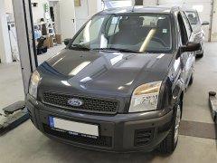 Ford Fusion 2008 - Parkolóradar (Rhino TR4 Light)