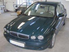 Jaguar X-Type 2002 - Kihangosító