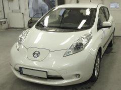 Nissan Leaf 2014 - Tempomat