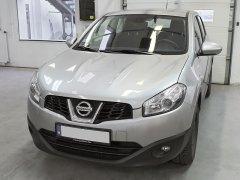 Nissan Qashqai 2013 - Indításgátló