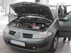 Renault Megane 2004 - Rablásgátló (3000I-T)