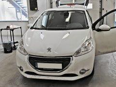 Peugeot 208 2014 - Ülésfűtés (Rhino CF-AEM)