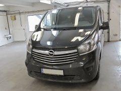 Opel Vivaro 2018 - Ülésfűtés