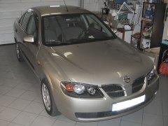 Nissan Almera 2005 - Tempomat