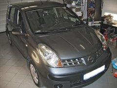 Nissan Note 2007 - Riasztó, tolatóradar