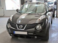 Nissan Juke 2012 - Tolatóradar (Rhino TR4 Light)