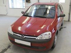 Opel Corsa C 2004 - DRL (DRL01P)