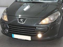 Peugeot 307 CC 2005 - Kanyarfény elektronika (CLM02)