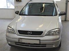 Opel Astra G 2002 - Tolatóradar (Rhino TR4 L18, Rhino KJ-4H)