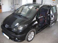Peugeot 1007 2005 - Tempomat