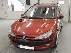 Peugeot 206 SW 2003 - Tempomat (AP500)