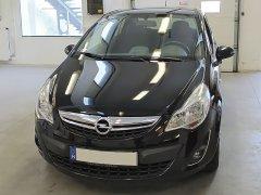 Opel Corsa D 2011 - Tolatóradar (Rhino TR4 Light)