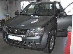 Suzuki Grand Vitara 2006 - Tempomat