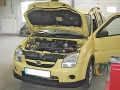 Suzuki Ignis 2004 - Tempomat