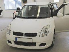 Suzuki Swift 2005 - Ülésfűtés (Rhino CF-AEL)