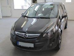 Opel Corsa D 2014 - Tolatóradar (Rhino TR4 Light)